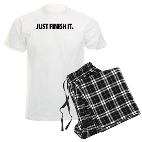 Just Finish It. Men's Light Pajamas
