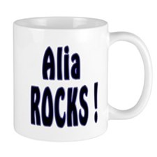 Alia Rocks ! Mug