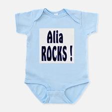 Alia Rocks ! Infant Creeper