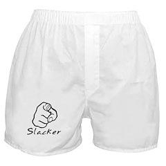 Slacker Boxer Shorts