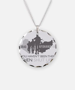 Iraq - Afghanistan If you Hav Necklace