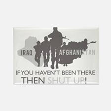 Iraq - Afghanistan If you Hav Rectangle Magnet