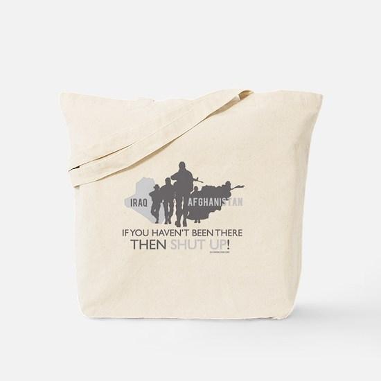 Iraq - Afghanistan If you Hav Tote Bag