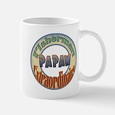 FISHERMAN PAPAW Mug