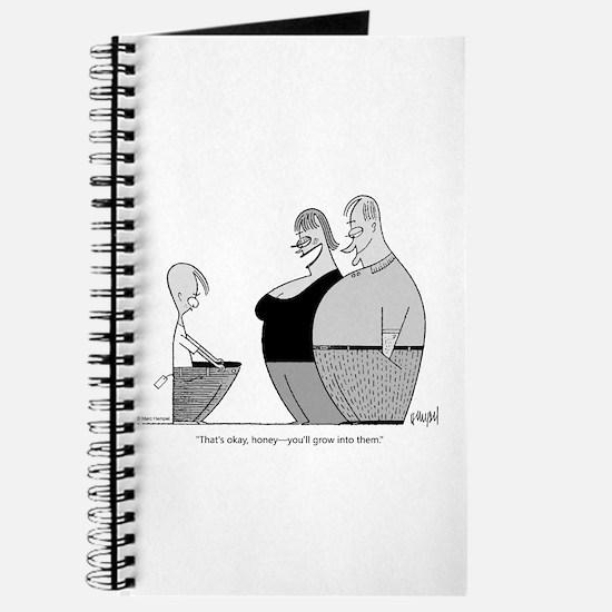 Growing Boy Journal