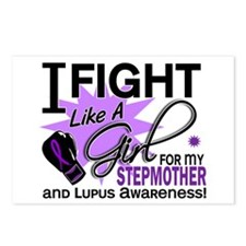 Fight Like A Girl For My Lupus Postcards (Package