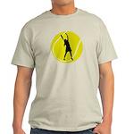 Women's Tennis Silhouette Light T-Shirt