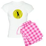 Women's Tennis Silhouette Women's Light Pajamas