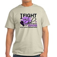 Fight Like A Girl For My Lupus T-Shirt