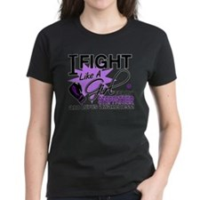 Fight Like A Girl For My Lupus Tee
