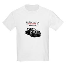 R56 Like Driving Go Kart T-Shirt
