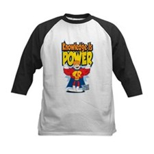 Knowledge Is Power Tee