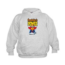 Knowledge Is Power Hoody