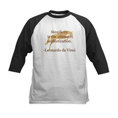 simplicity quote w/ jumper horse Tee