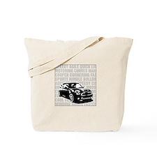 R56 Mini Words Descriptive Tote Bag