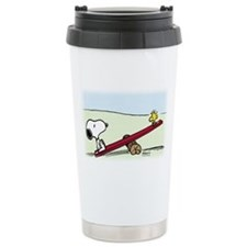 See Saw Stainless Steel Travel Mug