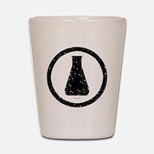 Erlenmeyer Flask Shot Glass