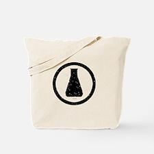Erlenmeyer Flask Tote Bag