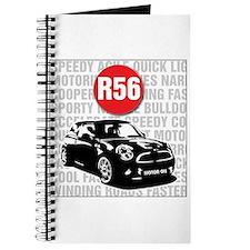 R56 Mini Words Descriptive Journal