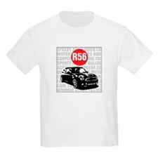 R56 Mini Words Descriptive T-Shirt