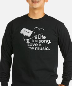 Cassette: Love is the Music T
