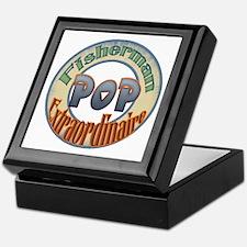 FISHERMAN POP Keepsake Box