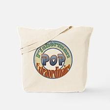 FISHERMAN POP Tote Bag