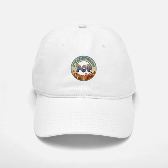 FISHERMAN POP Baseball Baseball Cap