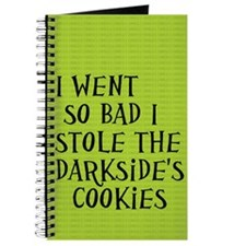 I Stole the Darkside's Cookies Journal