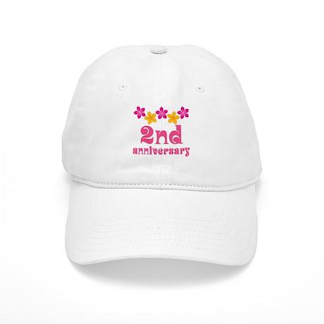 2nd Anniversary Tropical Gift Cap