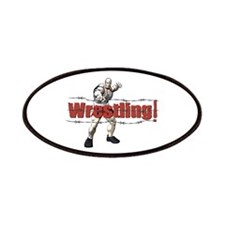 Wrestling! Patches