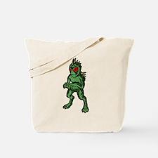 Chupacabra Tote Bag