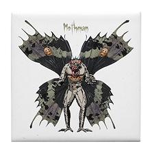 Mothman Tile Coaster