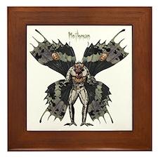 Mothman Framed Tile