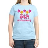 5th anniversary Women's Light T-Shirt