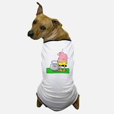 Unique Shake weight Dog T-Shirt