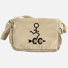 Cross Country CC Messenger Bag