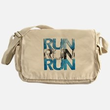 RUN x 3 Messenger Bag