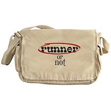 Runner! or not Messenger Bag