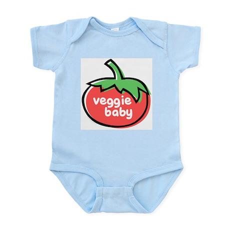 Veggie Baby Infant Bodysuit