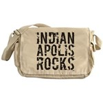 Indianapolis Rocks Messenger Bag