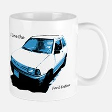 I Love the Ford Fetiva Mug
