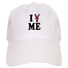 I Love Maine Lobster Baseball Cap