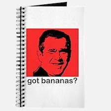 Got Bananas? Journal