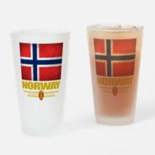 Norway Drinking Glass