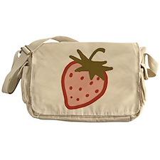 Cutie Strawberry Messenger Bag