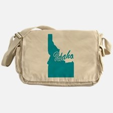 State of Idaho Messenger Bag