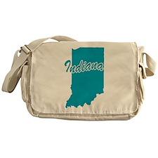 State Indiana Messenger Bag