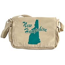 State New Hampshire Messenger Bag