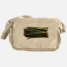 Asparagus Messenger Bag